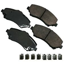 Disc Brake Pad Set-ProACT Ultra Premium Ceramic Pads Front Akebono ACT1273