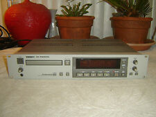 Tascam CD-RW5000, Professional CD Rewritable Recorder, for Repair or Parts