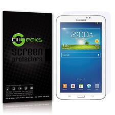 "CitiGeeks® Samsung Galaxy Tab 3 7"" Screen Protector HD Clear T210 [3-Pack]"