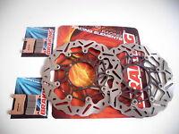BRAKING KIT DISCHI FRENO ANTERIORI WAVE + PASTIGLIE HONDA CB 1000 R 2008 2009