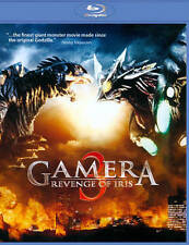Gamera 3 - Revenge of Iris (Blu-Ray) DON'T BUY FROM AUTO 1 CENT UNDER ME  NEW