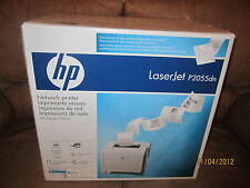 New HP LaserJet P2055DN Workgroup Laser Printer