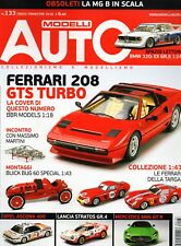 Modelli Auto 2018 133.Ferrari 208 GTS Turbo