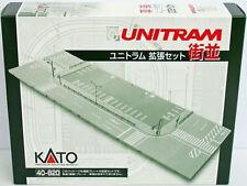 Kato 40-820 - UNITRAM Erweiterungs-Set - Spur N - NEU