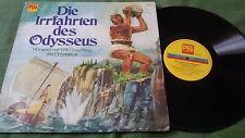 LP: Die Irrfahrten des Odysseus - PEG - 1975