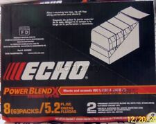 48 Pack Echo Oil 5.2 Ounce Bottles of 2-Cycle Oil-Power Blend [ECH][6450002x48]