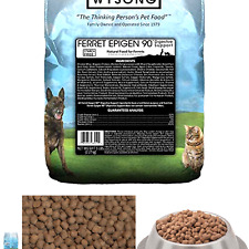 Wysong Ferret Epigen 90 Digestive Support - Starch Free Dry Natural Food for .