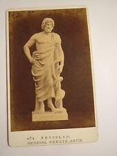 Berlin - Aesculap / Asklepios - Statue / CDV