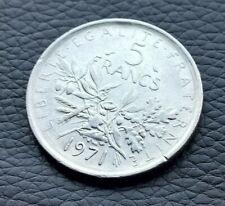 France 5 francs 1971