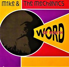 MIKE AND THE MECHANICS - WORD OF MOUTH - PAUL CARRACK - GENESIS