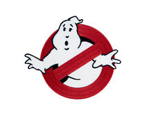 Ghostbusters No Ghosts Logo GB1 Uniform Embroidered Iron On Patch Iron on Appliq