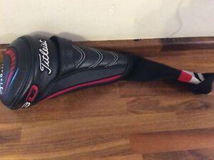 Titleist 913D Driver Golf Headcover Good Condition