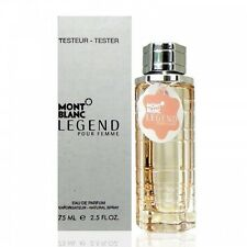 Mont Blanc LEGEND pour femme 2.5 oz EDP spray womens perfume 75 ml NEW tester
