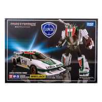 TRANSFORMERS MASTERPIECE CYBERTRON MP-20 WHEELJACK LANCIA STRATOS TURBO