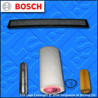 SERVICE KIT for BMW X3 2.0 D E83 M47 BOSCH OIL AIR FUEL CABIN FILTER (2004-2007)