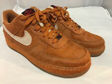 Nike Air Force One Savage Beast Halloween Limited Edition Horse Pony Hair Sz.10