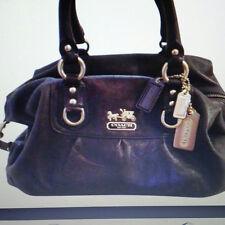 Coach F12937 MADISON SABRINA Leather purse Satchel handbag satchel convertible