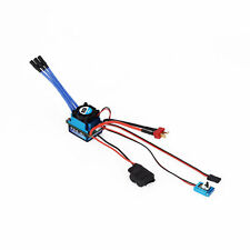 Racing 60A ESC Brushless Electric Speed Controller For 1:10 RC Car Truck W9