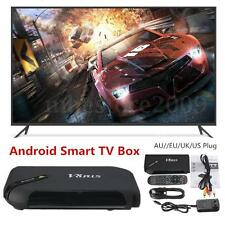 V8 Plus Smart TV Box Quad Core WIFI HD Multimedia Player Fully Loaded 2GB/8GB