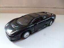 Jaguar XJ220 - 1/40 - Black - Maisto Shell - China
