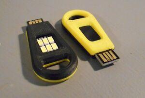 USB LED Nano Light by Hardened Power Systems!  Touchscreen intensity level.