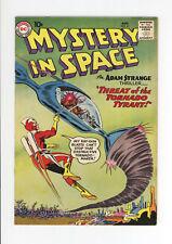 MYSTERY IN SPACE #61  VG/FN 5.0 - ADAM STRANGE - FANTASTIC COVER - 1960