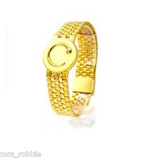 Bioflow Elite Gold Demo Magnetic Virus Therapy Bracelet S/M Men Ladies Caravan