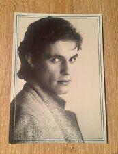 PETER SCHILLING WEA Musik original Autogramm Postkarte Vintage Rarität 1980 NEU