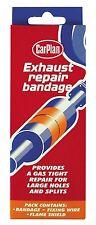 Car Exhaust Repair Bandage Wrap Gas Tight Holes Cracks Splits Fixing Wire MSB111