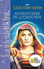 Doctor Who Adventures in Lockdown by Chris Chibnall 9781785947063 |
