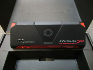 AVerMedia Live Gamer Portable 2 Plus *No Cable*