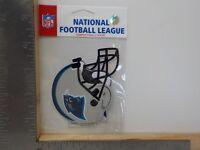 EK SUCCESS NFL NEW YORK JETS FOOTBALL HELMET DIMENSIONAL STICKERS A9463