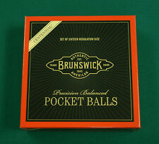 Brunswick Centennial Pool Balls Set -- New
