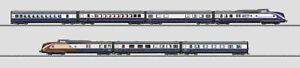 Marklin 37608 Class 601 Diesel Railcar Train - 3-Rail w/Sound & Digital NIB