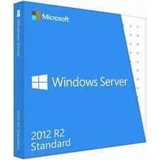 Multilinguale Standard Lizenz Computer-Betriebssysteme mit Microsoft Windows Server 2012