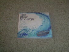 THE BLOW MONKEYS - THE WILD RIVER - HAND SIGNED BY THE BAND - CD ALBUM - NEW