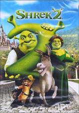 Dvd DreamWorks **SHREK SHEREK 2 - DUE** nuovo sigillato 2004