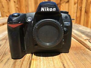 Full Spectrum Converted Nikon D70 Body