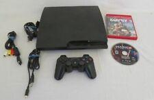 Sony PlayStation 3 Slim Bundle (CECH-3001A, 160GB)