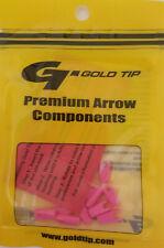 Gold Tip GT Series Pin Nock Pink - Sold  per dozen