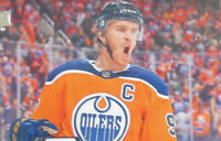 U PICK - CONNOR McDAVID - BASE CARDS - INSERTS - SUBSETS - PRE RC