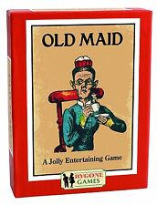 Card Game ~ Traditional/Classic/Retro/Bygone ~ OLD MAID ~ Family game