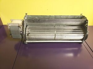 Blower Fan for Sunquest Tanning Bed Body Fan Squirrel Cage New ~ Old Stock
