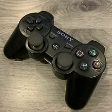 Sony PS3 Sixaxis Controller - OEM Original - Black - New