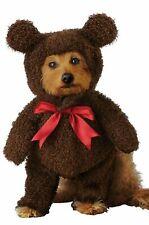 Brand New Sweet Teddy Bear Cute Pet Dog Costume