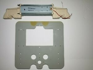OSIM iSqueez Kneading Foot Massaging Motor Part for OS-8000 Brookstone w/Plate