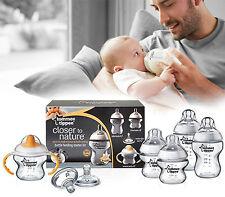 STARTER KIT Tommee Tippee Baby Breast Feeding Bottle Starter Kit 0m+ BRAND NEW
