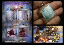 Thai Amulet Buddha Takrud Mey Strong Power Protect (2nd Batch) By Phra Arjarn O