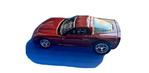 Hot Wheels Great 8s C6 Corvette Real Riders  Loose