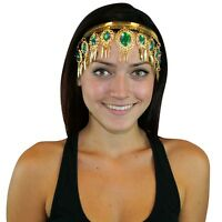 Belly dance Headband Hair Jewelry, Hair Brooch Clip, Costume Dress up Sale!